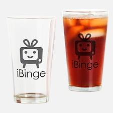iBinge Drinking Glass