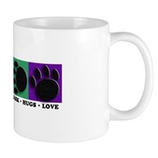 Colorful Paws Mug