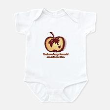 Teachers Changing the World Infant Bodysuit