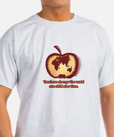 Teachers Changing the World T-Shirt