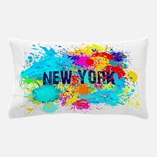 NEW YORK BURST Pillow Case