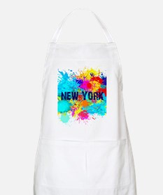 NEW YORK BURST Apron