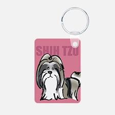 Shih Tzu Keychains