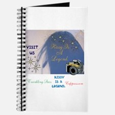 Kissy Camera Legend. Twinkling Stars. Journal