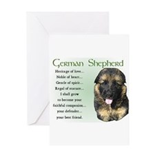 Funny Dog lover Greeting Card