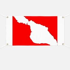 Cute Catalina island Banner
