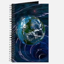 Earth Is In Trouble Journal