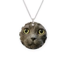 Funny Russian blue Necklace