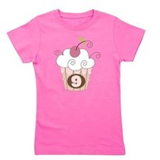 Cute Kids birthdays Girl's Tee