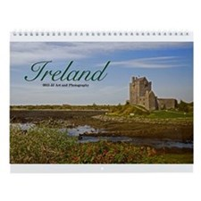 Images Of Ireland Wall Calendar