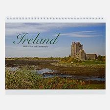 Images Of Ireland Wall Calendar