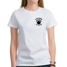 Professional - Walked Your Dog Tee