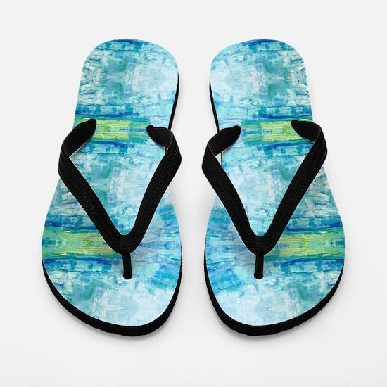 Air and Sea Flip Flops