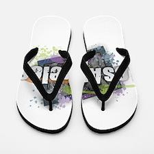 Los Angeles Flip Flops