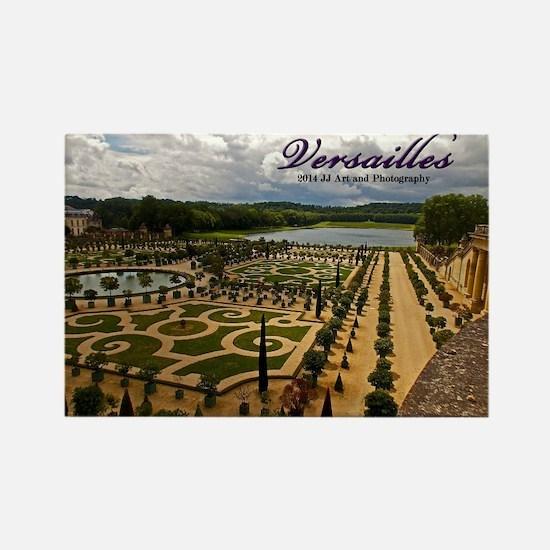 Versailles Gardens Rectangle Magnet Magnets