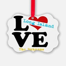 Long Island Love - Bahamas Ornament