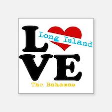 Long Island Love - Bahamas Sticker