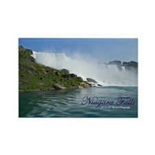 Niagara Falls - American Rectangle Magnet Magnets