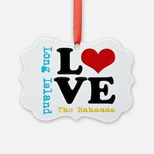 Long Island Love - The Bahamas Ornament
