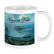 Niagara Falls From Above Mug Mugs