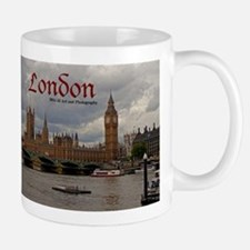 London Big Ben And Parliament Mug Mugs