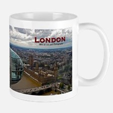 London Eye And Big Ben Mug Mugs