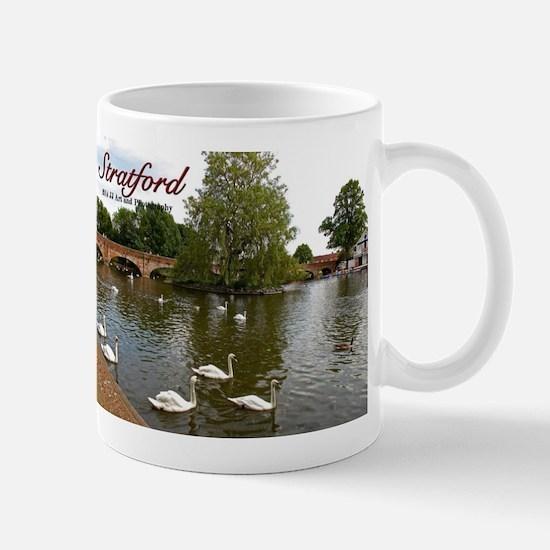 Stratford Swans Mug Mugs