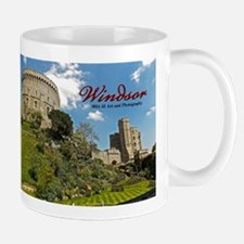 Windsor Castle Mug Mugs