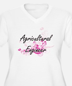 Agricultural Engineer Artistic J Plus Size T-Shirt