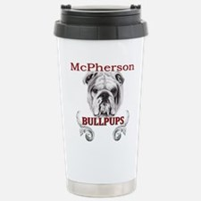 McPherson Bullpup Desig Stainless Steel Travel Mug