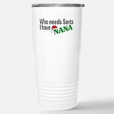Unique Italian nana Travel Mug