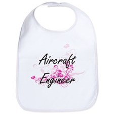 Aircraft Engineer Artistic Job Design with Flo Bib