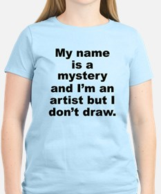 Mystery Riddle Costume Shirt T-Shirt