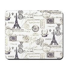 Paris XVIIII Mousepad