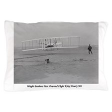 Kitty Hawk First Flight Shirt Pillow Case