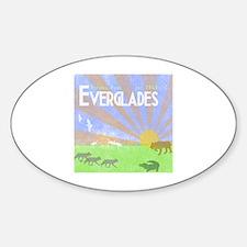 Florida Everglades National Park Vi Decal