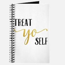Treat Yo Self Journal