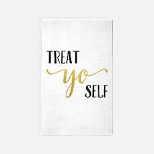 Treat Yo Self Area Rug
