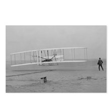 Kitty Hawk Wright Brother Postcards (Package of 8)