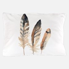 Feathers Pillow Case