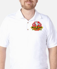 Escape from the Ranch Golf Shirt