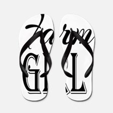 Farm Girl Flip Flops