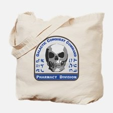 Pharmacy Division - Galactic Conquest Com Tote Bag