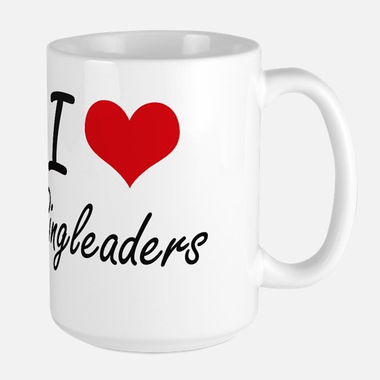 I Love Ringleaders Mugs