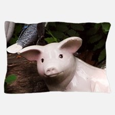 Cute Chinese year of the pig Pillow Case