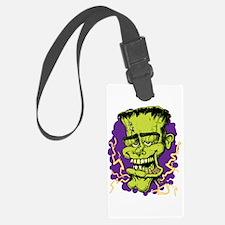 Frankenstein Luggage Tag