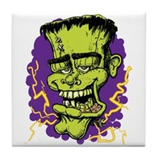 Frankenstein Tile Coaster