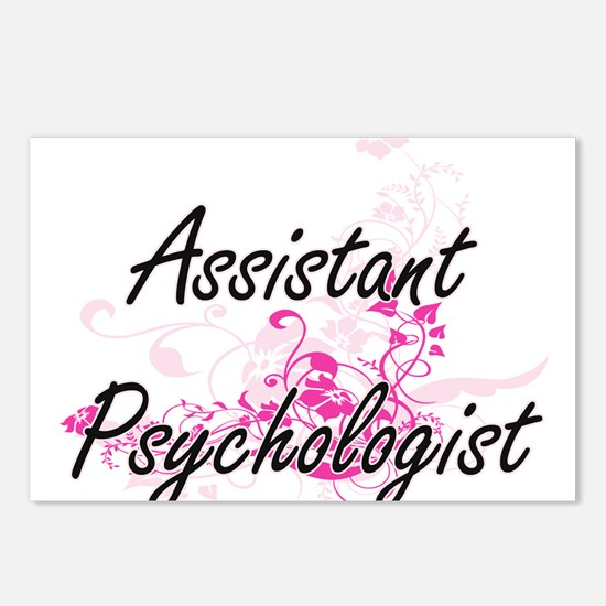 Assistant Psychologist Ar Postcards (Package of 8)