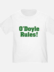 O'DOYLE RULES T