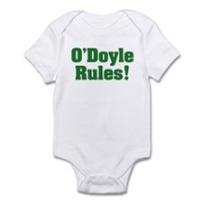 O'DOYLE RULES Infant Bodysuit